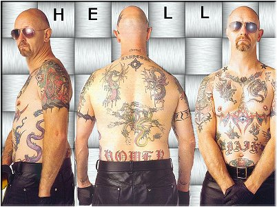 The guy your mom warned you about for Painkillers before tattoo
